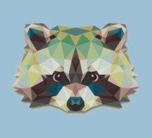 Raccoon Animals Gift One Piece - Short Sleeve