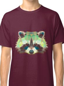 Raccoon Animals Gift Classic T-Shirt