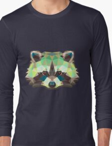 Raccoon Animals Gift Long Sleeve T-Shirt