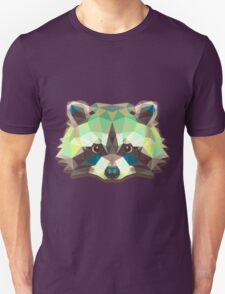 Raccoon Animals Gift Unisex T-Shirt