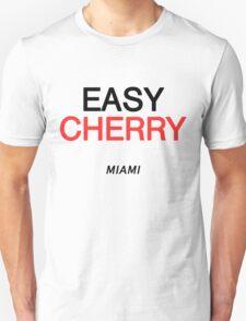 EASY CHERRY Official T-Shirt Merchandise Miami Unisex T-Shirt