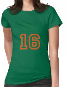 IRELAND 16 Womens Fitted T-Shirt