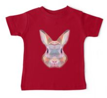 Rabbit Hare Animals Gift Baby Tee