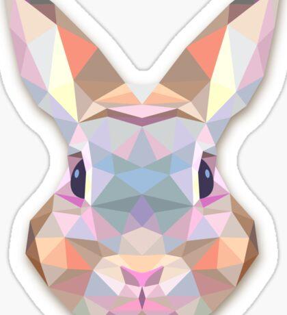 Rabbit Hare Animals Gift Sticker
