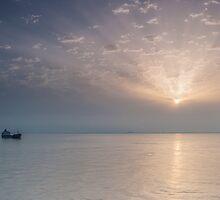 Sunrise  by Sergey Simanovsky