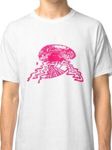 Brain storm - Pink Classic T-Shirt