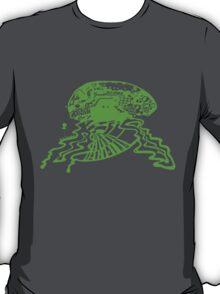 Brain storm - Green T-Shirt