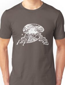 Brain storm - White Unisex T-Shirt