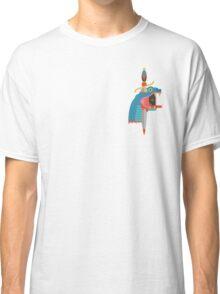 Flatdesign Snake Tattoo Classic T-Shirt