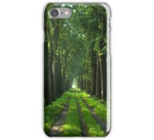 Oaks Lane  iPhone Case/Skin