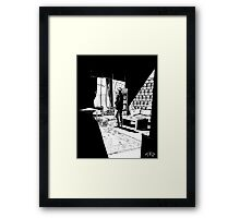 To Build A Home Framed Print