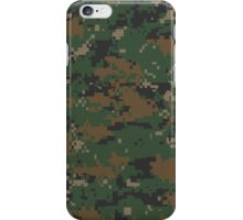 Woodland MARPAT iPhone Case/Skin