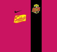 Western New York Flash Jersey by seeaykay