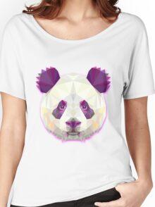 Panda Bear Animals Gift Women's Relaxed Fit T-Shirt