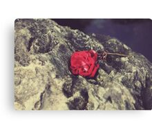 Love and Hard Times Canvas Print