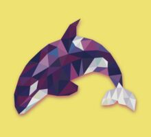Orca Animals Gift Kids Tee