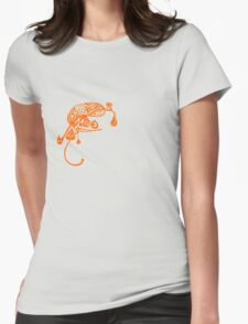 Bugs life - Orange Womens Fitted T-Shirt