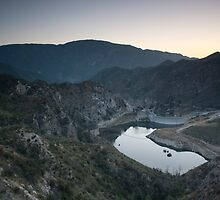 Big Tujunga Reservoir by Tooka