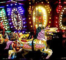 Carousel, Coney Island by Koon
