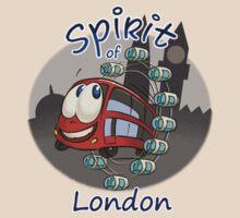 Spirit of London by Chris Baker