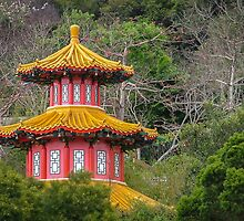 Pagoda by Georden