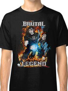Brutal Legend Eddie Riggs Classic T-Shirt