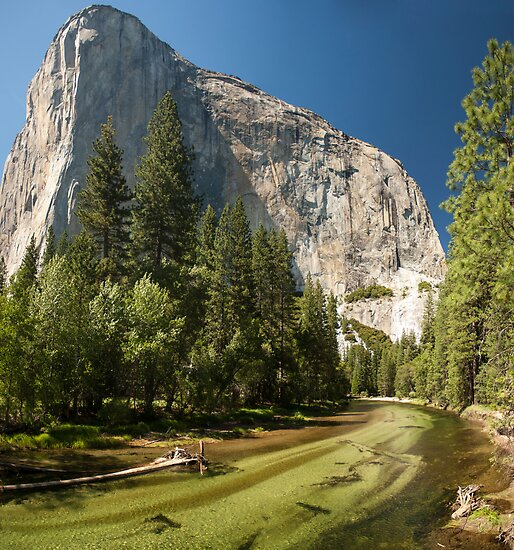 Yosemite Valley by Tooka