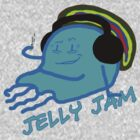 Jelly Jam - Rasta by ColorVandal