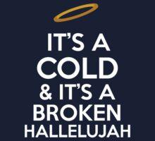 Hallelujah T-Shirt by RowanArthur93