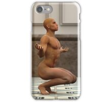 Victor - Male Model iPhone Case/Skin