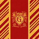 Gryffindor pride by WheelOfFortune