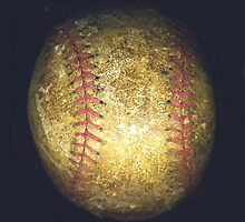 Old Baseball by Barbara Wyeth