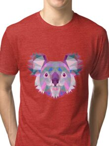 Koala Animals Gift Tri-blend T-Shirt
