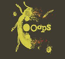 Squished dead bug ladybug beetle Unisex T-Shirt