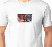 Necalli Vs Gigas Unisex T-Shirt