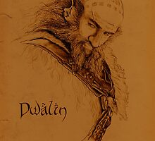 Dwalin by Alessia Pelonzi