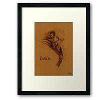 Dwalin Framed Print