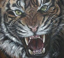 Tigro the Tiger by Sherry Arthur