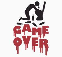 Vomit Toilette Game Over by Style-O-Mat