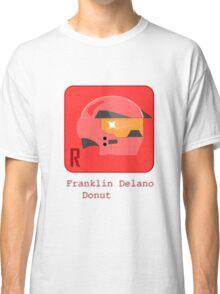 Franklin Delano Donut Classic T-Shirt