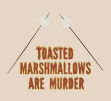 Marshmallows are murder by imjustmike