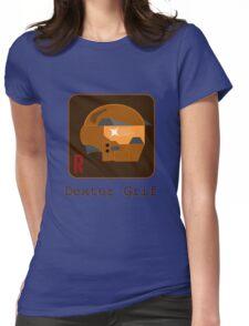 Dexter Grif Womens Fitted T-Shirt