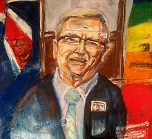 Rudd, it's time! by Mel Bedggood