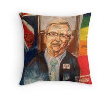 Rudd, it's time! Throw Pillow