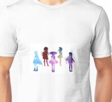 Puella Magi Holy Quintet Galaxy Unisex T-Shirt