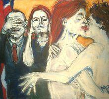 Hear no evil, see no evil...gays speak! by Mel Bedggood