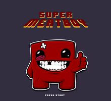 Super Meat Boy BLUE T-Shirt
