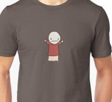 Sad little puppet Unisex T-Shirt