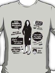 Alana Bloom Quotes T-Shirt