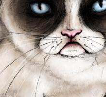 Tard The Original Grumpy Cat Sticker
